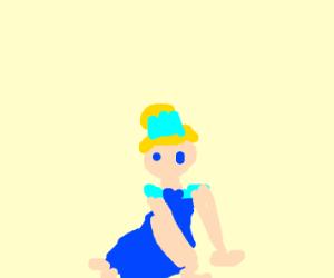 Cinderella Crawling