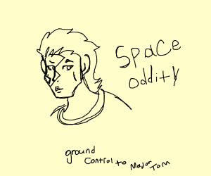 David Bowies Space Oddity