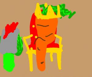 Medieval vegetables