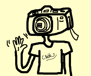 Anthropomorphic Camera