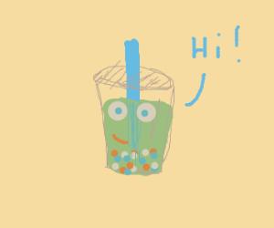 Sentient Boba Tea