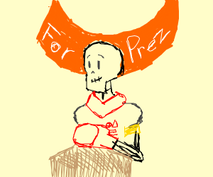 Papyrus for president