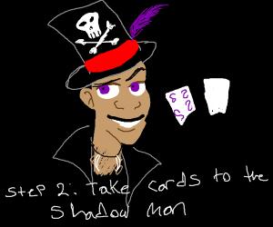 Step 1: Buy some tarot cards
