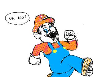 Oh No Mario