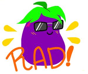 Rad Eggplant