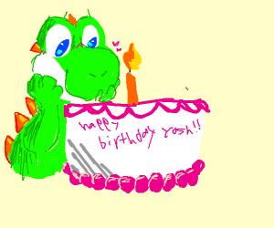 yoshi's birthday