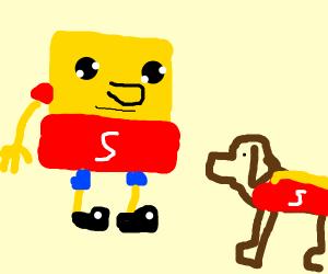 Superbob and superdog