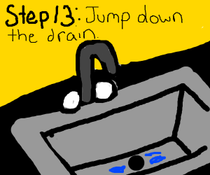 step 12: rinse and repeat