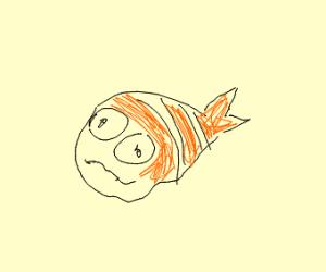 Scared Nemo