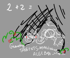 2 + 2 = Fish or A Strange math creature