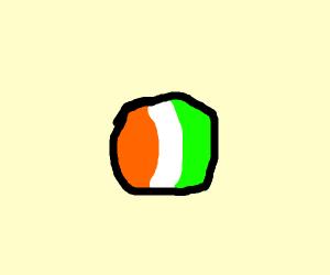 Orange Green Soft