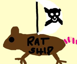 oh ship a rat