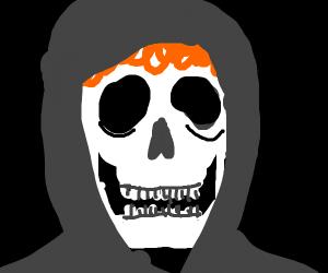Ginger Grim Reaper