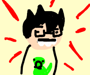 Something about Homestuck