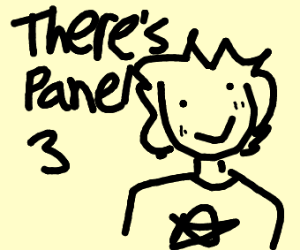 There is Panel 2