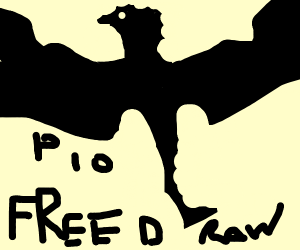 Free draw PIO ♡