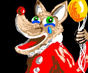 Clown furry