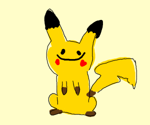 Ditto as Pichu