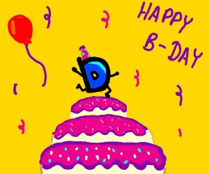 Happy Birthday, Drawception!!!