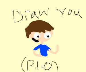 Draw yourself (P.I.O)