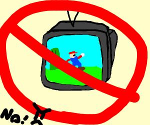 no Mario tv