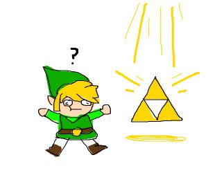 Confused Link (from Zelda)