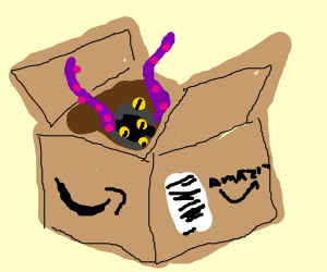 Amazon now has box monsters that R Ur order