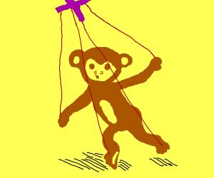marionette monkey