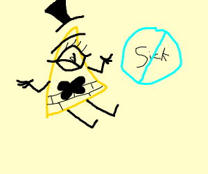 Bill Cypher Never Gets Sick