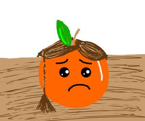 sad orange hair Jedi