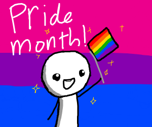 pride month!