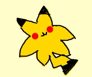 Pikachu+Starfish