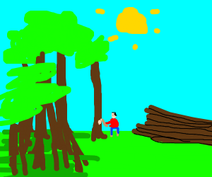 lumberjack joe
