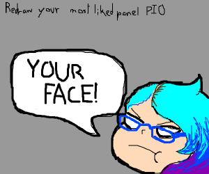 Redraw your most liked panel PIO