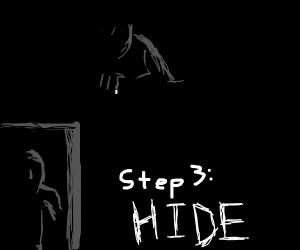 step 2 run fer yer life