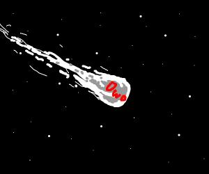 Owo comet