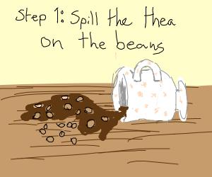 Step Zero: Spill the Beans