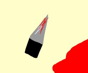 dagger :)