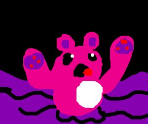 Dronwing Pink Bear