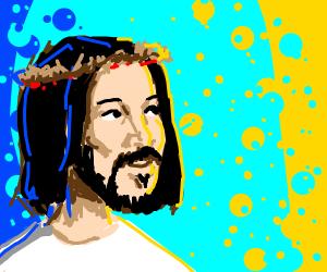 Keanu Reeves as Jesus