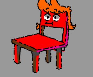 communism chair