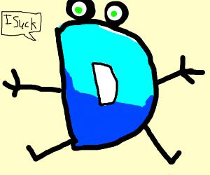 The Drawception D sucks