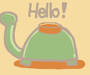 Mine Turtle asdf (hello!)