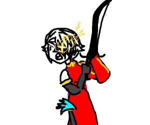 Cinder Fall (RWBY)