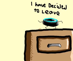 Alexa becomes deviant