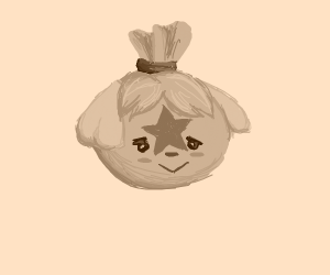 Isabelle but she is actually a bell