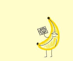 Inappropriate banana