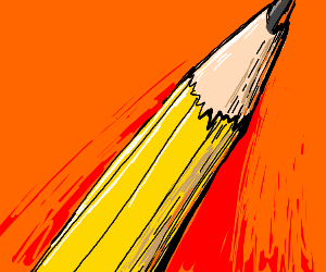 Hi-Def pencil