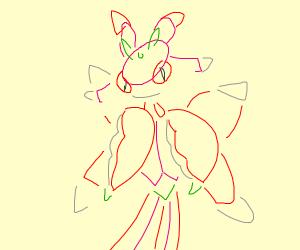 Draw your favorite gen 7 Pokémon