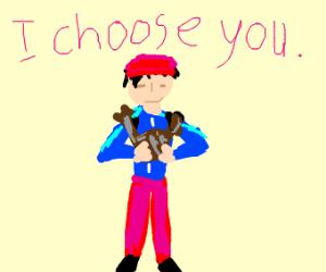 geodude, I choose you!